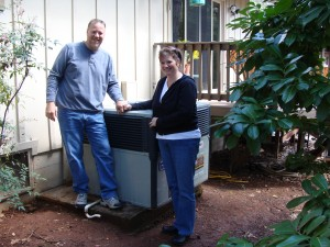 Air Conditioning Installation and Repair happy home owners